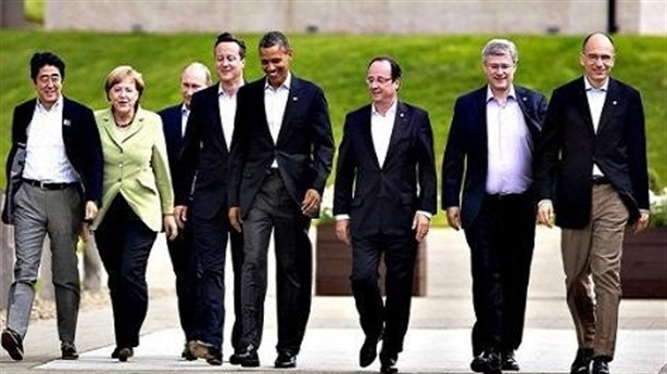 Tái hợp G8: Nga có dại chui vào 'cái lồng bằng vàng'?