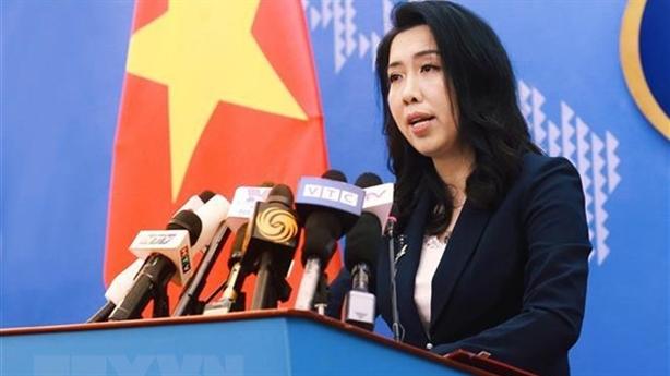 Việt Nam tham gia cuộc diễn tập hàng hải Mỹ-ASEAN