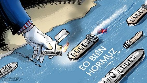 Mỹ dắt Bahrain vào điểm nóng Hormuz: Có hiệu ứng?