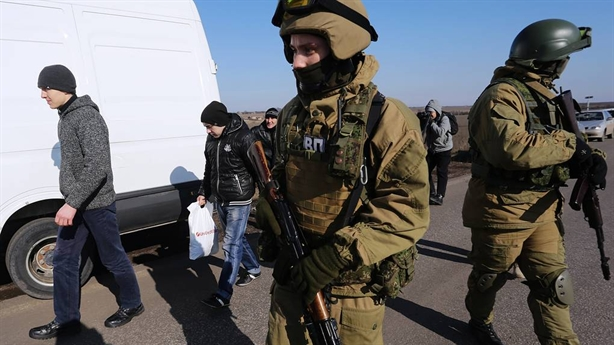 Nga sẽ sớm thả thủy thủ bị bắt ở eo biển Kerch?