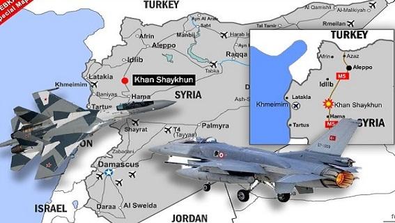 F-16 Thổ tháo chạy trước Su-35 Nga: Cả S-300/S-400 đều kích hoạt
