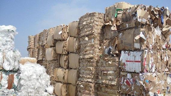 Công ty Giấy Sài Gòn được phép nhập khẩu phế liệu