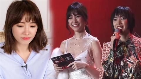 Ồn ào Hari Won vạ miệng và trạng thái 'dễ thương không'