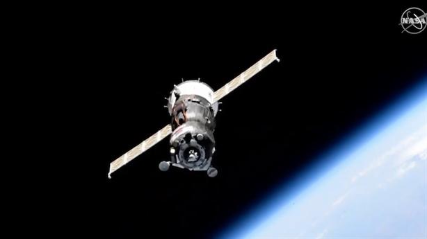 Nga nói rõ lỗi tàu Soyuz MS-14 ghép nối thất bại