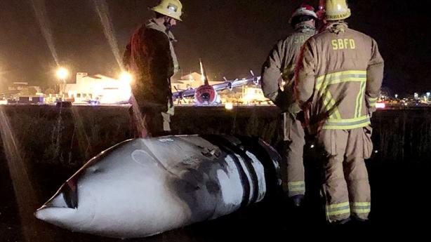 Máy bay C-130A của Mỹ gặp nạn khi từ Singapore trở về