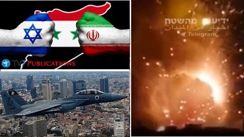 Tố Iran ra đòn cực hiểm, Israel 'tiên hạ thủ vi cường'