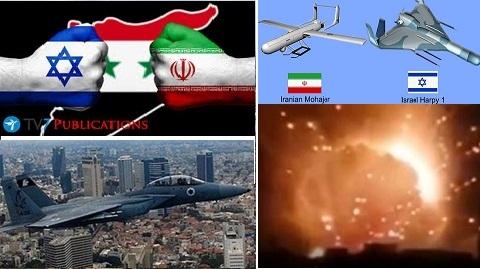 Israel tung loạt đòn tập kích rung chuyển Beirut, Damascus, Baghdad