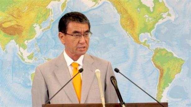 Nhật phản đối hoạt động gia tăng căng thẳng trên Biển Đông