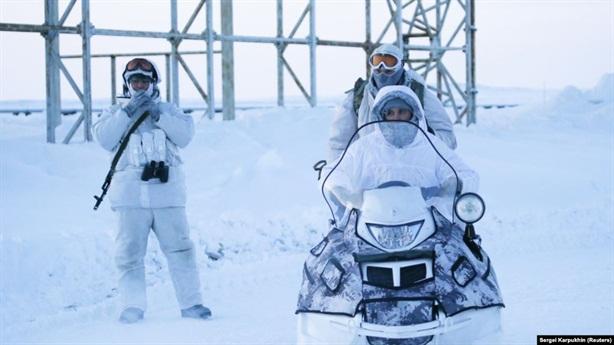 Hải quân Nga tìm thấy 5 hòn đảo mới ở Bắc Cực