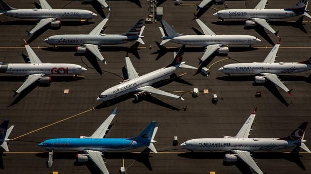 Vận đen kéo dài của Boeing