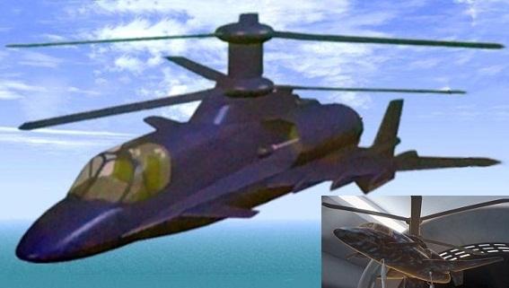 Kamov hoàn tất công nghệ trực thăng siêu tốc 600km/h