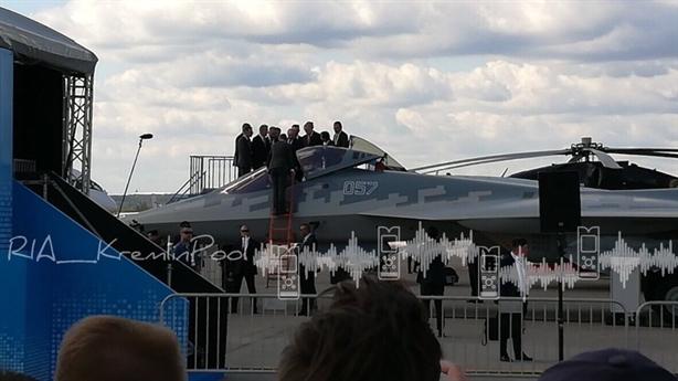 Tống thống Erdogan muốn mua cả Su-35 và Su-57