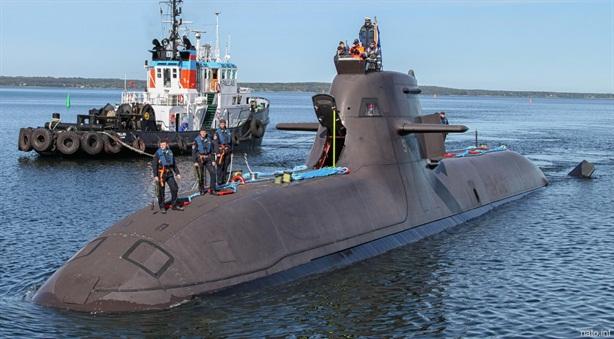 Philippines phê duyệt mua tàu ngầm