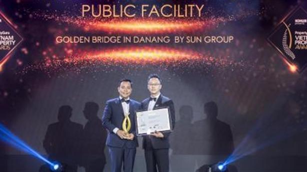 Cầu Vàng được PropertyGuru Vietnam Property Awards vinh danh