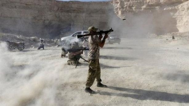 Nga đánh sập hầm Kabani, ép phiến quân lộ diện