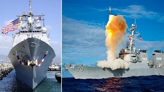 Vì sao Trung Quốc cấm chiến hạm Mỹ cập cảng?