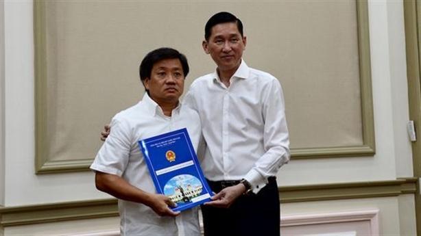 Chủ tịch Nguyễn Thành Phong: 'Thống nhất cho ông Hải từ chức'
