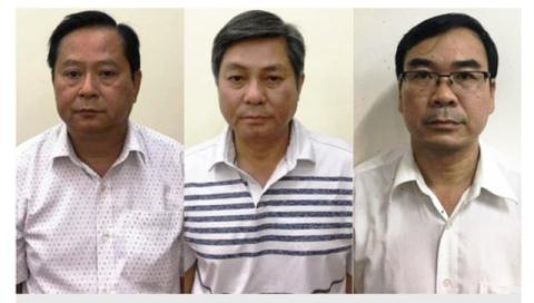 Sai phạm của Nguyễn Hữu Tín và các đồng phạm