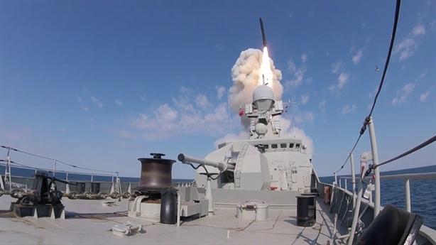 Nga không báo trước khi phóng Kalibr trên Biển Đen