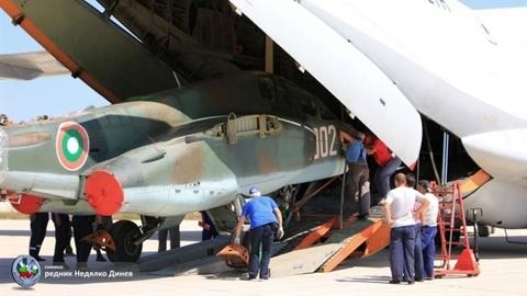 Bulgaria tin dùng Su-25 bất chấp đã mua F-16V Block 70 Viper