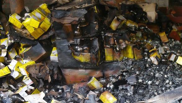 Những điểm mờ trong vụ cháy Công ty Rạng Đông