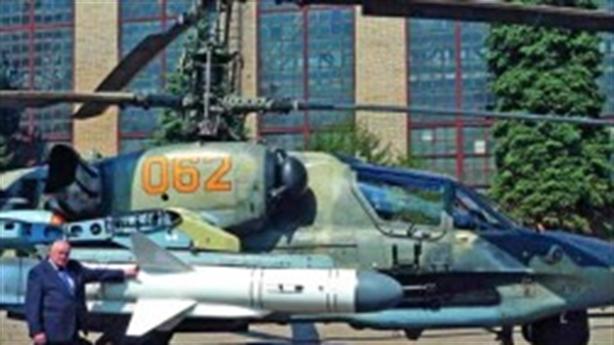 Ka-52K – Trực thăng tấn công-trinh sát thế hệ mới