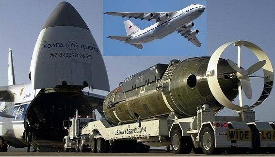 Ukraine đòi Nga bỏ An-124: Vứt bỏ vận mệnh của chính mình