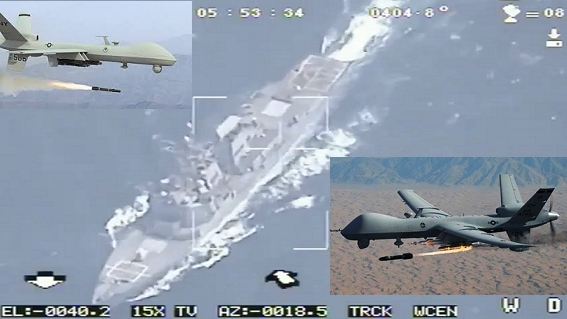 Anh muốn bắt chết eo Hormuz, Nga-Iran tập trận vịnh Ba Tư