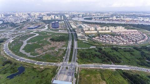 TP.HCM kiến nghị gỡ vướng 3 dự án BT ở Thủ Thiêm