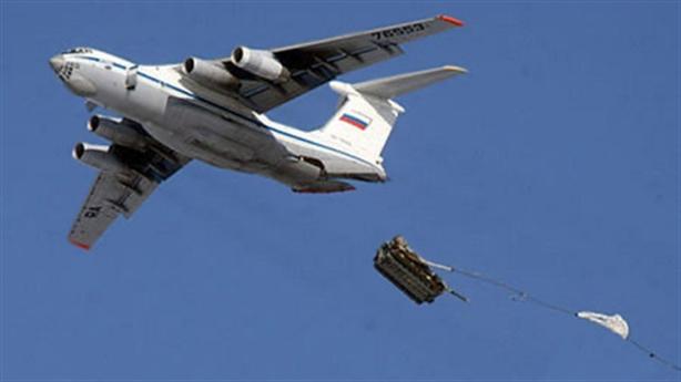 Nga biến Il-76 thành hàng không mẫu hạm trên không