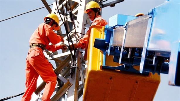 Kiểm tra giá thành sản xuất điện: Điểm bất thường