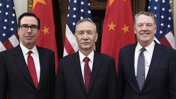 Trung Quốc bình tĩnh nhắn Mỹ đàm phán vào tháng 10