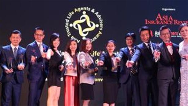 Techcombank nhận giải thưởng Dịch vụ Bảo hiểm ngân hàng tốt nhất