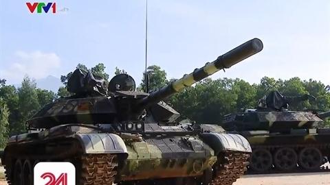 T-54M Việt Nam vô hiệu hóa tên lửa chống tăng hiện đại