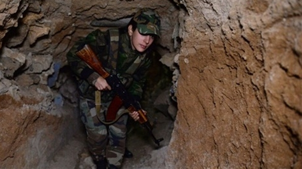 Mỹ khôi phục lực lượng 'Lính chuột Cống'