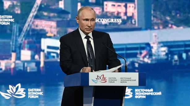 Tổng thống Putin nhắc phương Tây về trật tự thế giới mới
