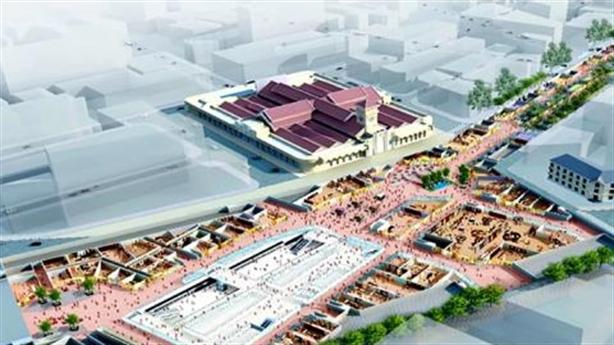 TP.HCM sắp xây trung tâm thương mại ngầm: Đừng vội!