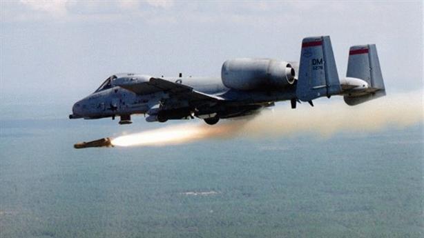 Cường kích A-10 dội tên lửa nhầm gần thành phố Mỹ