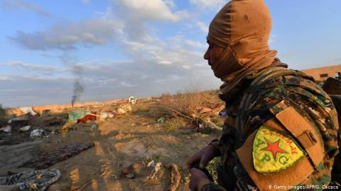 Thỏa thuận nóng SDF-SAA: Lời nhắn đến Washington