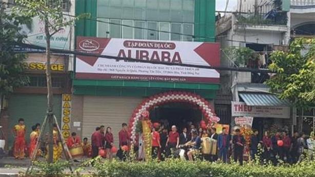 Địa ốc Alibaba vô tư mở chi nhánh: Chưa được cấp phép