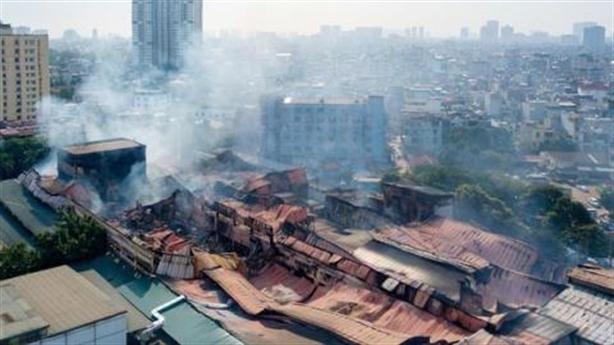Cháy nhà máy Rạng Đông: Hai lần gian dối thông tin?