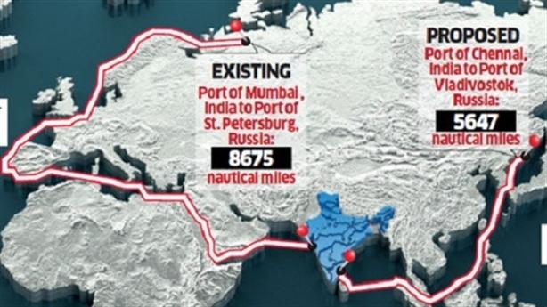 Nga-Ấn mở tuyến hàng hải mới qua Biển Đông: Điều tốt
