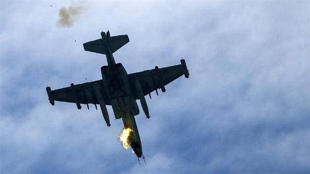 Nga phủ nhận Su-25UB bị bắn nhầm