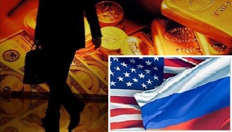 Dùng vàng đánh dollars, Nga ung dung kiếm hàng tỷ USD