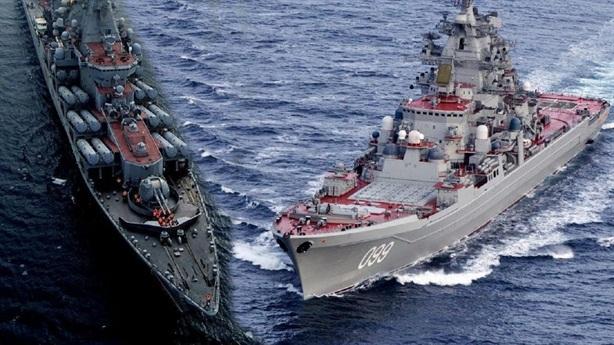 Tuần dương hạm Nga trở lại với sát thủ Zircon