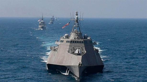 Anh đưa tàu sân bay đến Biển Đông, Trung Quốc chỉ trích