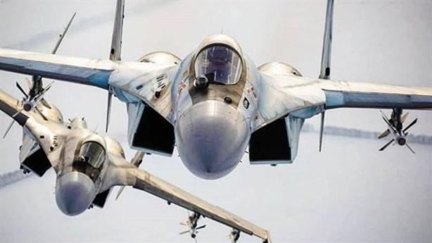 Su-35 cất cánh chặn F-35I không kích Syria?