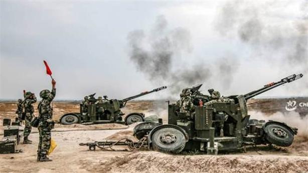 Chuyên gia Nga chỉ tham vọng tối ưu quân đội Trung Quốc