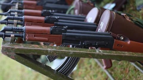 Cải tiến đáng giá trên súng trường tấn công AK-47 Việt Nam