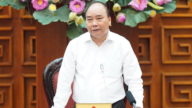 Thủ tướng: Bộ GTVT cần minh bạch dự án hạ tầng...
